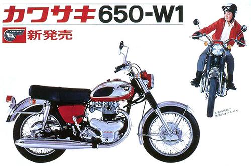 kawasahi 650-W1