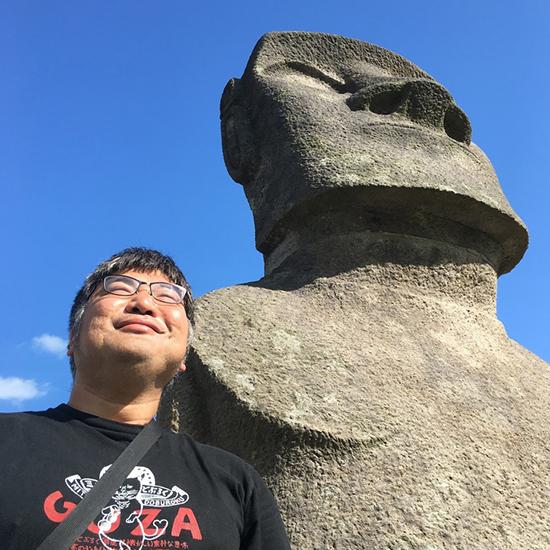 春田尚靖のプロフィール写真です。