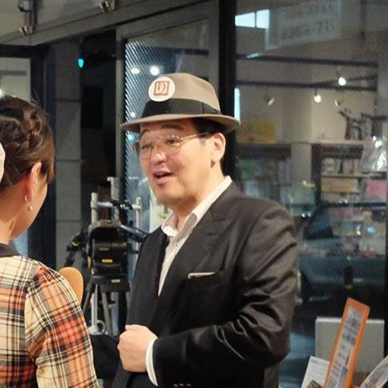 渡辺俊洋のプロフィール画像です。